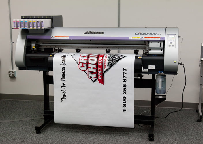 banners signs - Wide Field Print/Cut