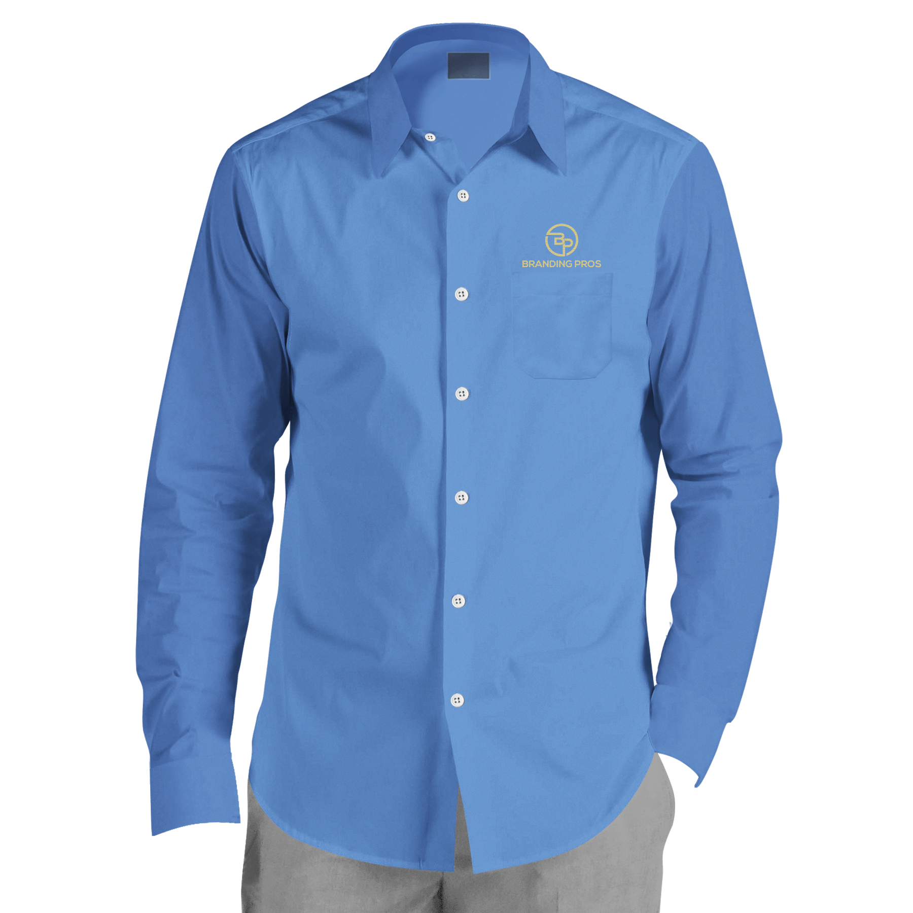 dress shirt with logo - Corporate Apparel