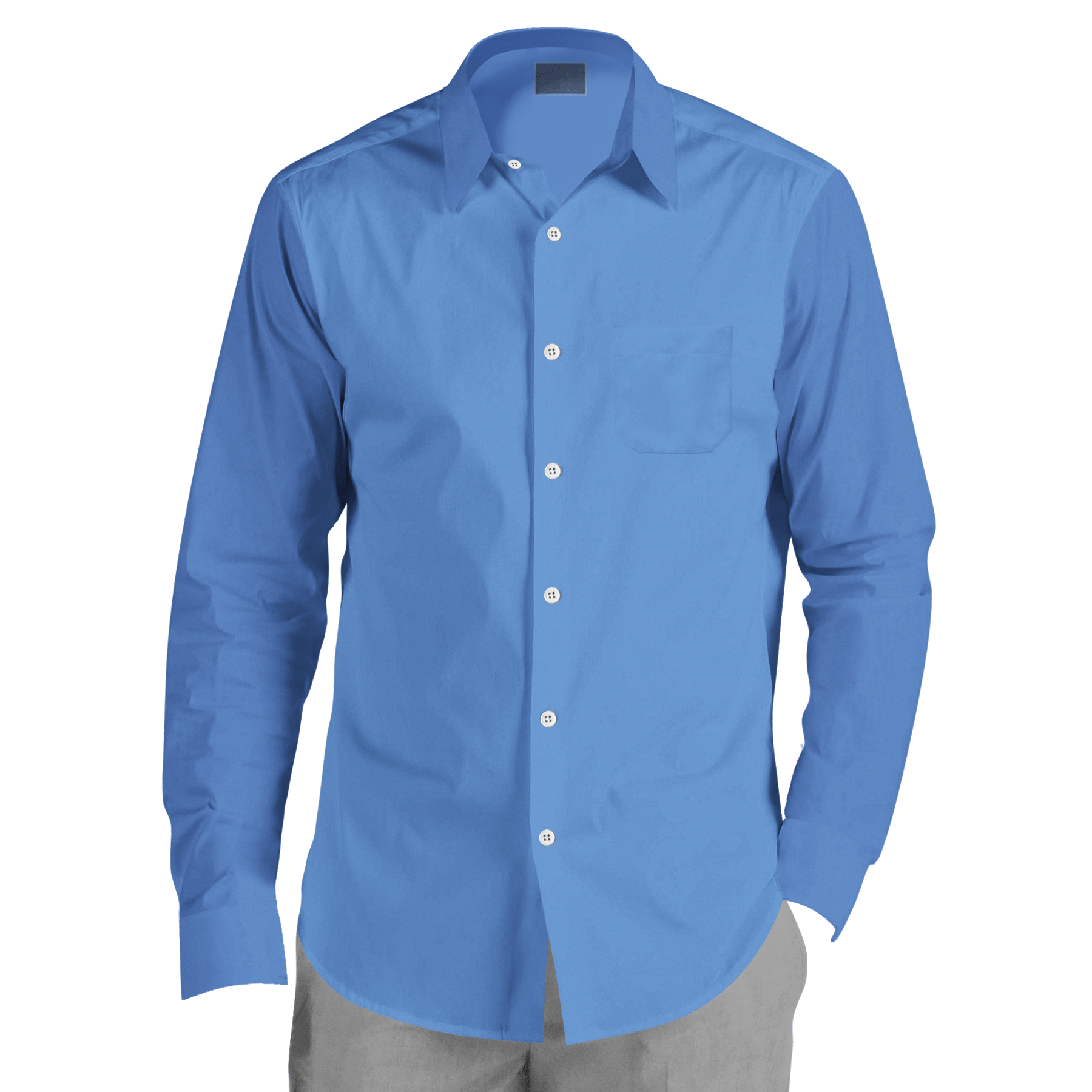 dress shirt with out logo - Corporate Apparel