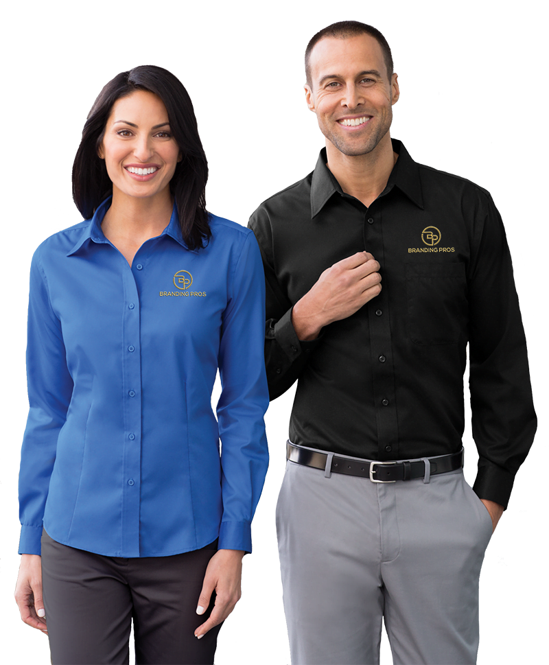 embroidery casual shirts - Trade Shows