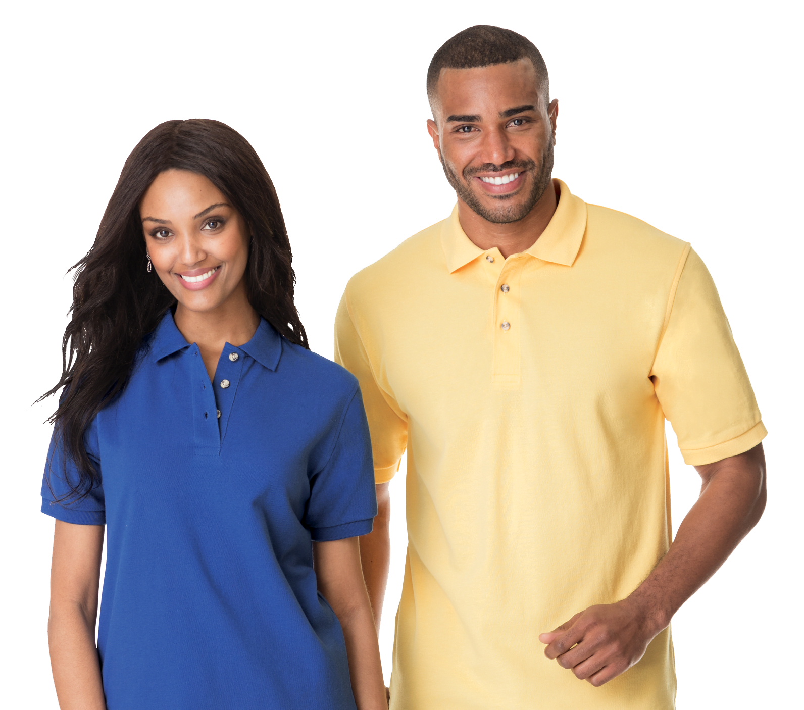embroidery polo shirts no logo - Corporate Apparel
